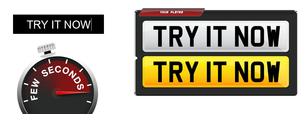 Build Your Own Carbon Number Plates
